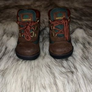 Unisex Timberland Field Boots